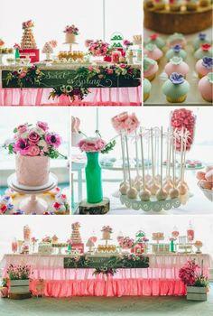 Details Of Elegance: Decoración de Barras para tu Evento.