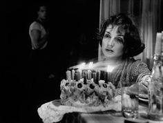 """Rina Morelli 'Blanche Dubois' - """"Un tram che si chiama Desiderio"""", Luchino Visconti, 1949"""