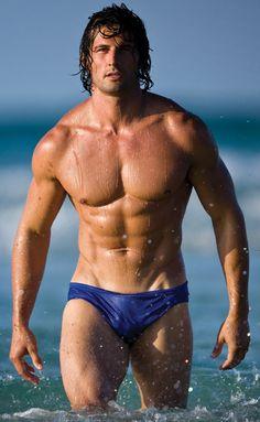 Swimmers, wrestlers, football players / singlets, jockstraps, speedos and spandex!http://jockbrad.tumblr.com/