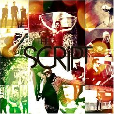 """How can i move on, when I'm still in love with you?"" The Script."