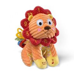 Gund Baby Happi Baby Count 'n Learn Activity Toy, Lion by Gund Baby, http://www.amazon.com/dp/B0050KEKKG/ref=cm_sw_r_pi_dp_4b1drb06CJCKE