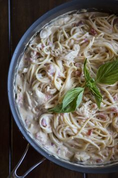 Cowboy Chicken Spaghetti Recipe