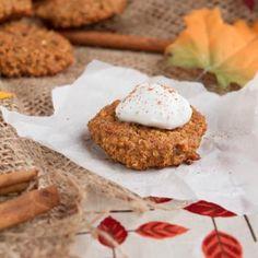 Pumpkin Spice Quinoa Breakfast Cookies Recipe