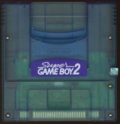 Super Game Boy 2 for super famicom