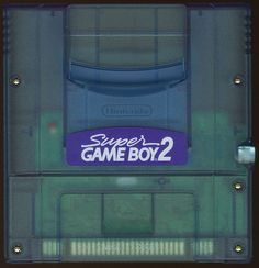 Super Game Boy 2 for super famicom