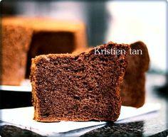 Chiffon Cokelat ~ Japanese Dark Pearl Chiffon (so far paling nyoklattt)