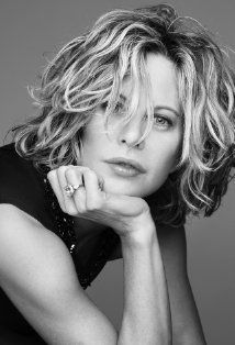 I've always liked this short hairstyle of Meg Ryan's too...and I get a little wave in my hair - especially now that I live in a humid culture year round!