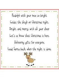 enjoy teaching english santa claus poem my blog