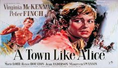 #a_town_like_alice #movies A Town Like Alice is a romance novel by ... AdminPrime399 Peter Finch, Alice Springs, Film Base, Prisoners Of War, Wolverhampton, Business Look, Tee Shirt Designs, News Magazines, Romance Novels