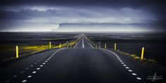 Route 1 or also called Ring Road in Iceland My Photo Book, Beautiful Roads, Book Projects, Iceland, Paths, Country Roads, Explore, Adventure, Landscape