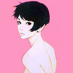 Kuvshinov Ilya is creating Illustrations and Comics Art And Illustration, Character Illustration, Art Pop, Character Inspiration, Character Art, Kuvshinov Ilya, Animation 3d, Arte Obscura, Arte Sketchbook