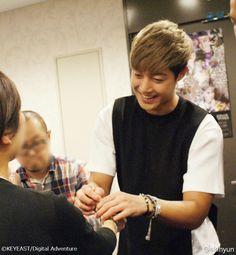 Kim Hyun Joong Henecia Japan Staff Blog Update cr:@akihyunjoong (8) pic.twitter.com/rVn3cV76DH