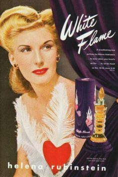 White Flame by Helena Rubinstein 1943
