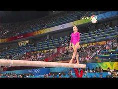 Nastia Liukin - Balance Beam - 2008 Olympics All Around: My favourite AA meet of all time.