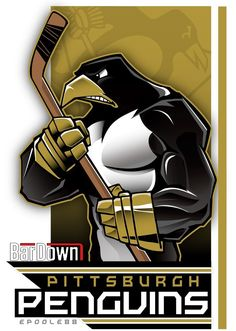 Awesome Drawings, National Hockey League, Cartoon Characters, Fictional Characters, Deviant Art, Pittsburgh Penguins, Cool Cartoons, Art Pages, Ice Hockey
