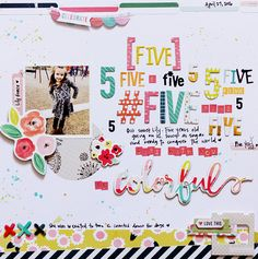One of the most fun things about releasing a scrapbooking collection is seeing how people use it in ways I never would have thought to! I ...