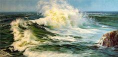 pintura - seascape, comprar pinturas More.hud.S.Minaev / (200)
