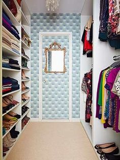 10 Ideias para closets