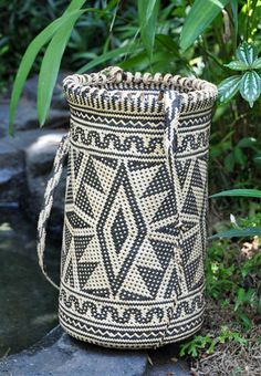bamboo and rattand basket West Kalimantan