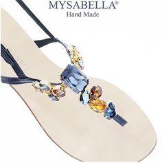Visit us in Micam for SS15 collection. Hall1 K08 #mysabella #sandals #micam #exhibition #swarovski #swarovskielements #love #me #cute #summer #followthebuyer #followthebuyers #crystals #handmade #milan #milano #fiera #august #september