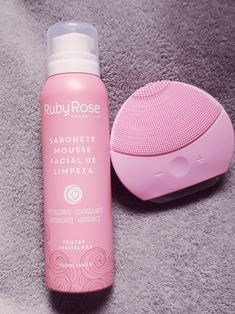 Amor Ruby Rose facial foam of red fruits and forever to accompany Glam Makeup, Skin Makeup, Makeup Cosmetics, Beauty Care, Beauty Skin, Beauty Hacks, Pretty Hurts, Hair Supplies, Applis Photo