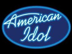 This is American Idol - the hit FOX musical reality series. Three judges: Jennifer Lopez , Steven Tyler, and Randy Jackson (II), along with host Ryan Seacrest search the US for the next American Idol, a pop Best Tv Shows, Favorite Tv Shows, Movies And Tv Shows, Favorite Things, Talent Show, American Idol Judges, Oval Logo, Singing Competitions, Cinema