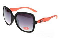 Ray Ban Jackie Ohh Color Mix RB2085 Purple Orange Sunglasses