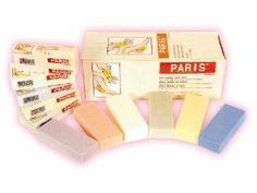 Paris Pumice Sponge (Large) 24 pcs/box by High Quality. $15.99. Paris Pumice Sponge (Large Size) 24pcs/Box. Pumice Sponge: Paris Pumice Sponge Large Size. Use to remove calluses, corns from hand, elbow, and feet. 24 pieces of pumice sponge per box.