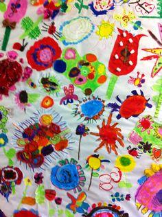 Detall mural Primavera