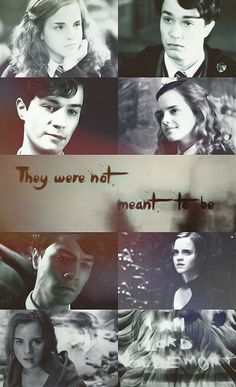 They were not meant to be....