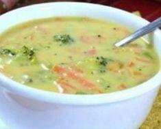 Copycat Panera® Broccoli Cheddar Soup recipe: Try this Copycat Panera® Broccoli Cheddar Soup recipe, or contribute your own. Healthy Soup, Healthy Recipes, Eat Healthy, Easy Recipes, Cheddar Soup Recipe, Sopa Detox, Soup Recipes, Cooking Recipes, Bread Recipes