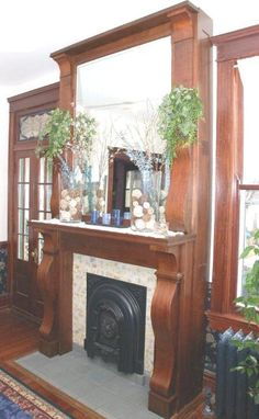 custom woodwork and upholstry Wall Units, Mantles, Custom Woodworking, Custom Furniture, Terrace, The Unit, Cool Stuff, Building, Photos