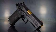 Custom 1911, Guns And Ammo, Law Enforcement, Firearms, Hand Guns, Frame, Weapons, Black, Military
