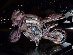 Bling Motorcycle