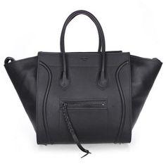 3f17e1e59a05 Sac Celine phantom 26918 Noir Celine Handbags