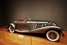 ❦ 1937 Mercedes-Benz 540K Special Roadster by Raelynn8