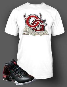 dde2a60faff3c7 Custom T Shirt To Match Air Jordan 17 Bred Shoe Air Jordans