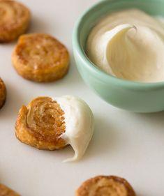 Cinnamon Sugar Pastry Wheels | Spoon Fork Bacon