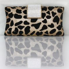 Elegant Glitter Mini Clutches