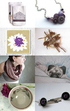 Subdued Beauty by Julia on Etsy