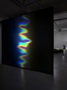 Olafur Eliasson - Your watercolor machine, 2009