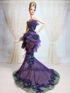#doll #evening #gowns [eifel 85 flickr] 12.29.3 qw