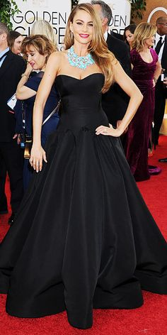 Red Carpet Arrivals - Sofia Vergara from #InStyle