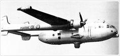 28 melhores imagens de Nord 2500 Noratlas   Aeronave