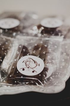 Polo themed 40th birthday party - guests' favors