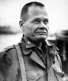 """Lieutenant General Lewis Burwell """"Chesty"""" Puller (June 1898 - October was an officer in the United States Marine Corps and is the most decorated U. Marine in history. He is the only Marine to receive five Navy Crosses. Us Marine Corps, My Marine, Marine Corps History, Chesty Puller, Lieutenant General, Thing 1, Korean War, Before Us, Military History"""