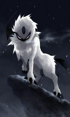 Absol Pokemon one of my favorite pokemons