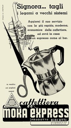Moka Express Bialetti via Flickr