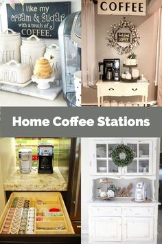 coffee stations Beverage Center coffee stations Counter Space Home C. - Calli Bridger - coffee stations Beverage Center coffee stations Counter Space Home C. coffee stations Beverage Center coffee stations Counter Space Home C. Coffee Station Kitchen, Coffee Bars In Kitchen, Coffee Bar Home, Home Coffee Stations, Coffee Counter, Kitchen Nook, Beverage Center, Beverage Stations, Coffee Presentation