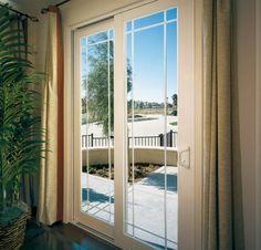 Tuscany® Series Vinyl Patio Doors | Milgard Windows & Doors